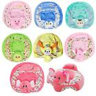 Baby Sofa Cover Floral Print Safety Soft Seat Support Learn To Sit Chair Case