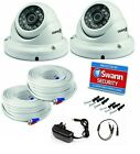 Swann PRO-T854 1080P TWIN PACK HD CCTV Dome Cameras DVR 1590 1600 4550 4575 4750