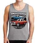 Dodge Dart Mens Tank Top Chrysler American Made Car Tanks for Men - 1542C $20.09 USD on eBay