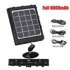 8000mAh Hunting Trail ,Game Cameras Solar Panel Charger 6v/9v/12v Feeder KitGame & Trail Cameras - 52505