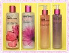 Victoria's Secret LOVE SPELL BLUSHING Collection BUBBLE BATH Shimmering GEL New