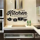 Home Decor Removable Kitchen Wall Sticker Vinyl Decal For Bedroom Living Room Us