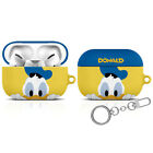 Airpods Pro Case Hard Cover, Rugged protective Case with Keychain Cartoon Animal
