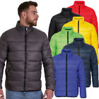 Outdoor Look Mens Fortrose Down Puffa Quilted Jacket Coat