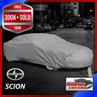 SCION [OUTDOOR] CAR COVER ✅ All Weatherproof ✅ 100% Full Warranty ✅ CUSTOM ✅ FIT $57.94 USD on eBay