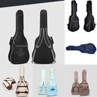NEW 36/41'' Acoustic Guitar Bag Double Strap Travel Carry Case Waterproof
