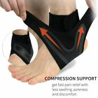 New Adjustable Sports Elastic Ankle Brace Support Basketball Protector Foot Wrap $5.63 USD on eBay
