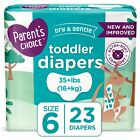 Parent's Choice Disposable Diapers *Size Newborn 1, 2, 3, 4, 5, 6, 7 *You Choose