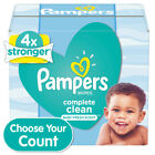 Pampers Complete Baby Wipes *You Choose Scent/Count *Free Shipping