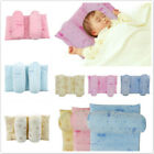 Baby Toddler Safe Anti Roll Pillow Sleep Flat Head Position Pillow Curshion KV