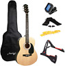 More images of Martin Smith W-101-N-PK  Acoustic Guitar with Guitar Stand Guitar Tuner Guitar