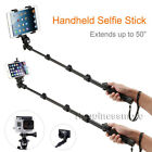 Selfie Stick Monopod+Bluetooth Remote for iPad 2 3 4 Air 2 iPhone 11 XS 8 Gopro