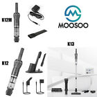 Moosoo Handheld Cordless Lightweight Mini Vacuum  Car Charger / Charging Dock US