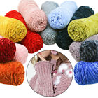 Hot Chenille Wool Thread Crochet Cashmere Yarn Scarf Knitting Yarn Sweater Hats