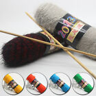 Cashmere Yarn Long Plush Mink Anti Pilling Hand Knitting Thread Cardigan Scarf