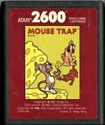 Mouse Trap Red Label - Atari 2600 Game Authentic