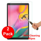 2PCS Tempered GLASS Screen Protector For Samsung Galaxy Tab A Tablet 8 10.1 S6