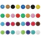 15/32Pcs Fraction Circles Children Teacher Aids Ages 6