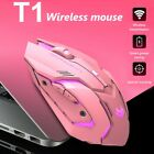 2.4GHz Wireless Optical Mouse Mice  USB Receiver 1600DPI For PC Laptop Computer
