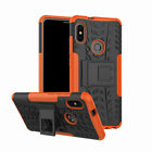 Heavy Duty Rugged Hybrid Shockproof Stand Dual Layer Armor Case Cover For Xiaomi