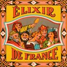 Art-print-Vintage-Booze-Labels-Food-Elixir-de-France-on-Paper-Canvas-or-Framed