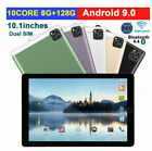 "10.1"" Ultra-thin 4g Tablet Pc Android 6+128gb Wifi Dual Sim Triple Camera 2020"