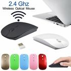 2.4GHz Wireless Cordless Mouse Mice Optical Scroll For PC Laptop Computer