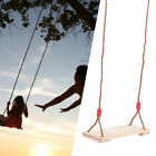 1 Pcs Outdoor Wood Swing Toy Plate for Adult Children Indoor Entertainment Parts