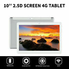 """10.1"""" Tablet 2.5d FHD PC HD Android 64GB 10-Core bluetooth WIFI Dual Camera GPS"""