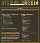 OFFICIAL BTS Memories of... [US SELLER]