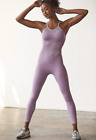 NEW Free People Movement Happiness Runs Yoga Onepiece in Lilac sz XS/S-M/L 88