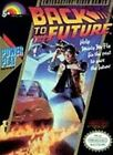 Back To the Future Nintendo NES Game Authentic