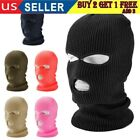 Kyпить #3 Hole Full Face Mask Ski Mask Winter Cap Balaclava Beanie Outdoor Tactical Hat на еВаy.соm