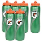 GATORADE Squeeze Water Bottle 32 OZ (6 Pack)