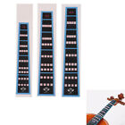 Violin Fingerboard Sticker Fretboard Note Label Finge Chart Practice·accesso Ew