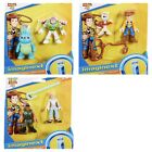 Disney Imaginext Toy Story 4 Woody Forky Combat Carl Bopeep Buzz Lightyear Bunny