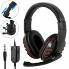 'Gaming Headset Stereo Mic Headphones For Xbox One Ps4 Nintendo Switch Pc Laptop