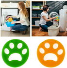 2 Pcs Pet Hair Remover Fur Catcher Reusable Filtering Ball Washing Laundry Dryer