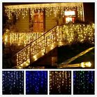 LED Christmas String Lights 5M Curtain Icicle Garland String Lights Droop