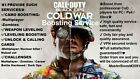 CoD Cold War Boosting - High quality, reasonable prices and fast fulfillment!!!