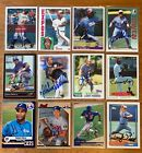 Montreal Expos Signed Cards YOU PICK Autographs FREE Ship N-Z