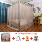 EMF Shielding Canopy, Anti Radiation Mosquito net , RF Protection Bed Netting