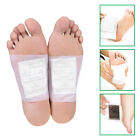 Detox Foot Pads Bamboo Patch Detoxify Toxins Adhesive Keeping Fit Health Care 5