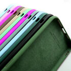 For iPhone 12 11 Pro Max XS XR X 8 7 Plus Shockproof Liquid Silicone Case Cover