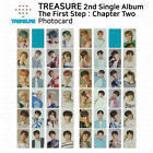 Treasure 2nd Single Album The First Step Chapter 2 Official Photocard KPOP K-POP