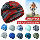 Cycling Skull Cap Under Helmet Hat Cycle Motorcycle Bike Windstopper One Size