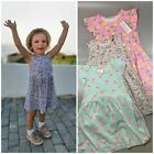 BNWT Primark girls cotton unicorn pineapple flamingo dress 18 months - 8 years
