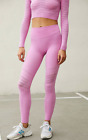 NEW Free People Movement High-Rise ECONYL Legging Pink, Made in Italy 160