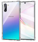 Samsung Galaxy Note 10 Case Clear Protective Bumper Shockproof Hybrid Cover US