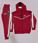Nike Air Sweat Suit Jogger Tech Fleece Top & Bottom Complete Set Free Shipping <br/> REFLECTIVE